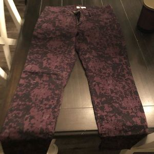 CAbi women's pants. Size 8. Never worn
